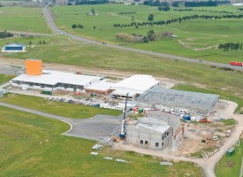Ohakea Building Site